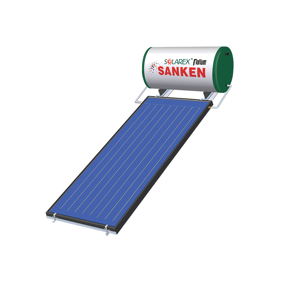Solar Water Heater Sanken Indirect System dan Pressurized