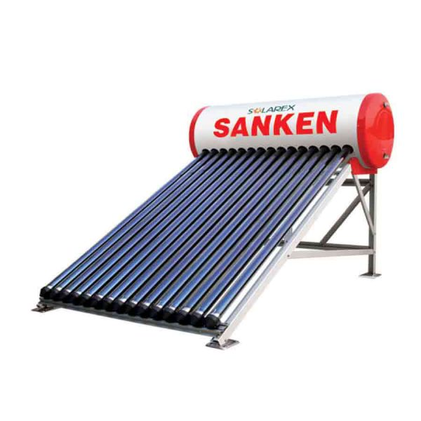 Solar Water Heater Sanken Suhu Tinggi