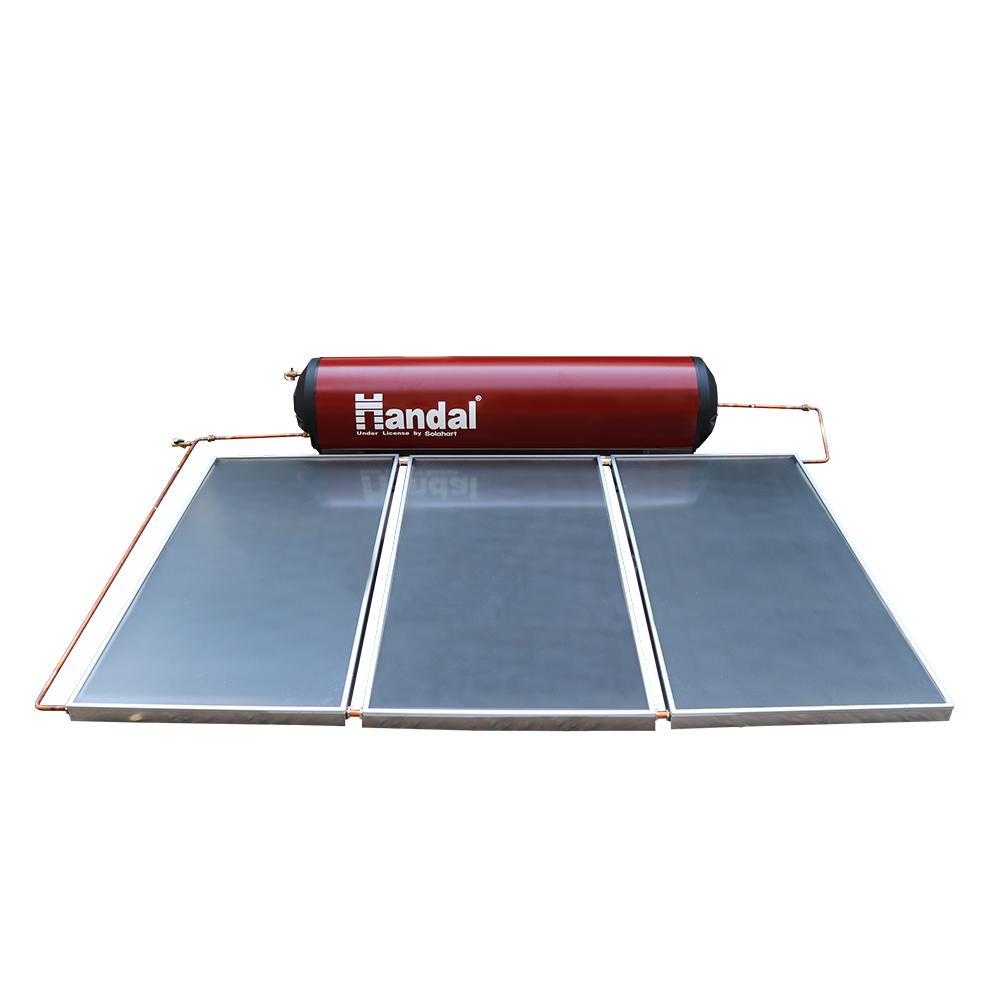 Apa Itu Solar Water Heater?