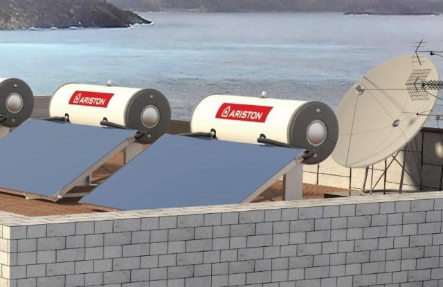 Menghitung Kebutuhan Air Panas Water Heater