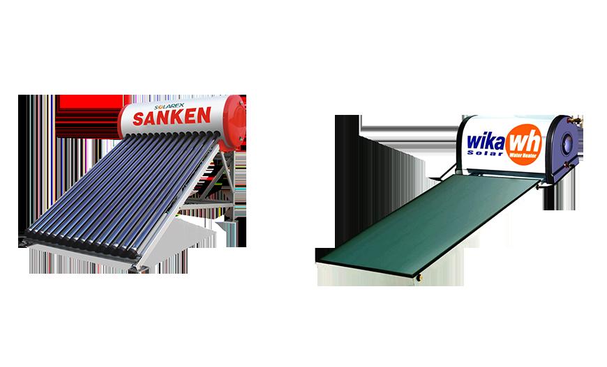 Perbedaan Sistem Direct dan Indirect Pada Solar Water Heater